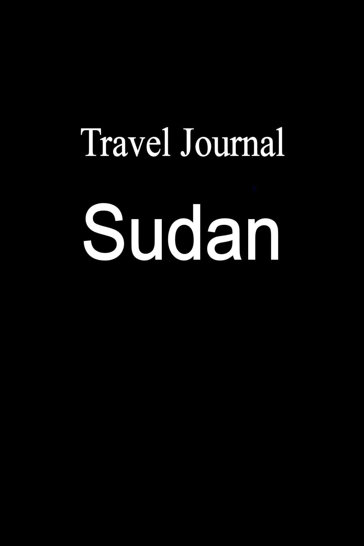 Travel Journal Sudan