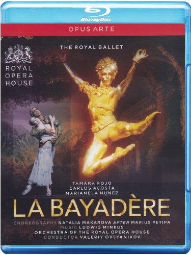 Carlos Acosta - Bayadere (Blu-ray)