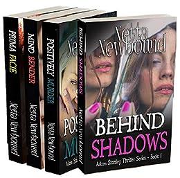 Adam Stanley Series 4 Book Box Set: A gripping psychological thriller series