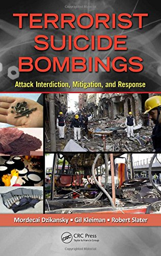 Terrorist Suicide Bombings: Attack Interdiction, Mitigation, and Response by Mordecai Dzikansky