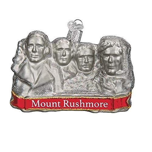 Old World Christmas Mount Rushmore