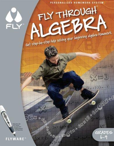 LeapFrog 80 40536E FLY Through8482 Algebra