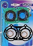 New TOP END REBUILD GASKET KIT YAMAHA BANSHEE YFZ 350 YFZ350 1987-2006