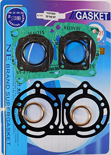 - New TOP END REBUILD GASKET KIT YAMAHA BANSHEE YFZ 350 YFZ350 1987-2006