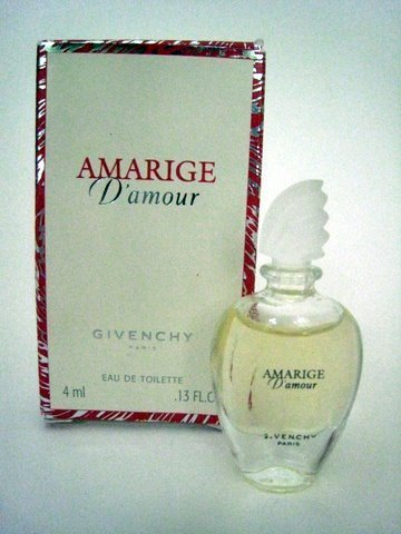 Amarige D'amour By Givenchy Perfume Mini for Women .13 Oz / 4 Ml Eau De Toilette Splash / Dab (4ml Eau De Perfume Splash)