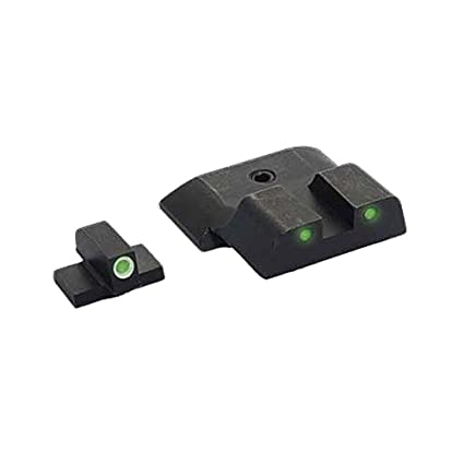 amazon com ameriglo s w m p bowie tactical front rear sights