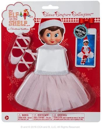 Elf on The Shelf Claus Couture Twinkle Toes Tutu The Elf on the Shelf CCTWKTUTU