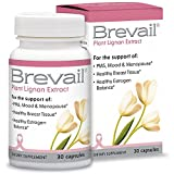 Brevail Proactive Breast Health Capsules, 30-Count Box Review