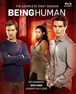 Cover Image for 'Being Human: The Complete First Season'