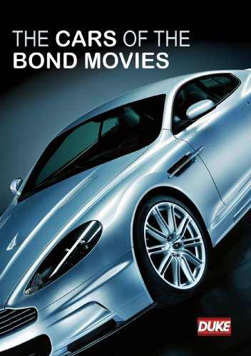The Cars Of The Bond Movies