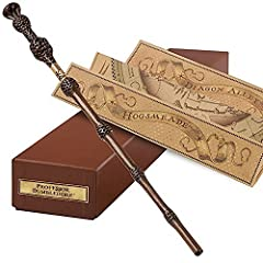 Cast magical spells inside the Wizarding World with this full size recreation of the famous wand from the film series!