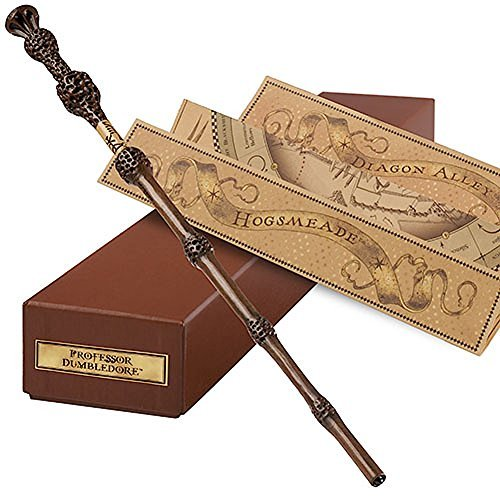 Wizarding World of Harry Potter Professor Dumbledore Interactive Wand