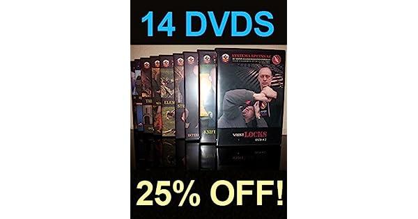 Amazon.com: Ruso Systema DVDs: mano a mano juego de 14 DVD ...
