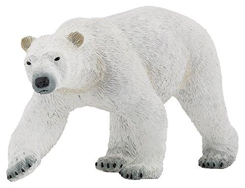 Papo Polar Bear Figure, Multicolor