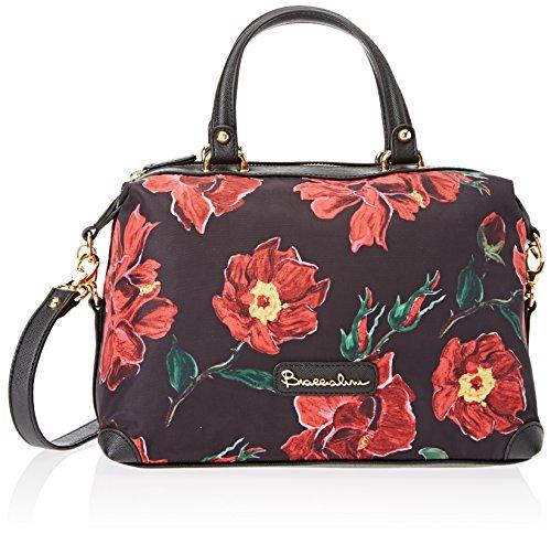 Braccialini Damen B11821 Shopper, 16.5x24x33 cm Rot (Rosso)