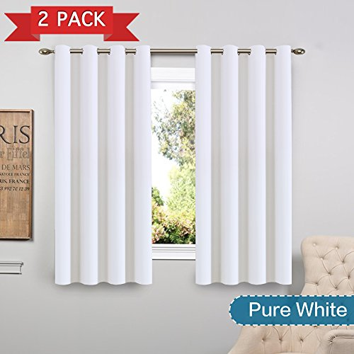 Draperies Curtains Panels Light Reducing Thermal Insulated S