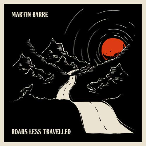 CD : Martin Barre - Roads Less Travelled (CD)
