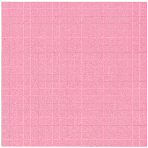 Boxes Fast BFFPP2424105 Anti-Static Pick and Pack Foam, Load Capacity, 24'' Length, 24'' width, 1'' Thick,, Pink ( 2) by Boxes Fast