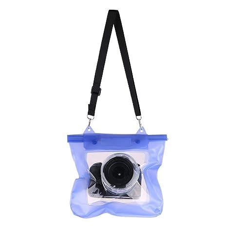 iEFiEL - Funda Impermeable para cámara réflex Digital Canon Nikon ...