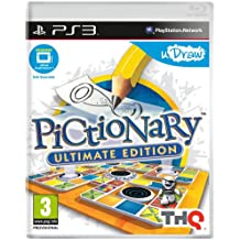 Pictionary: Ultimate Edition - uDraw (PS3) by THQ