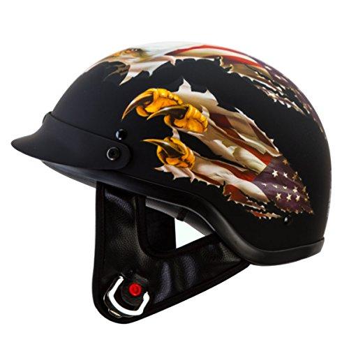 Xl Half Helmet - 2