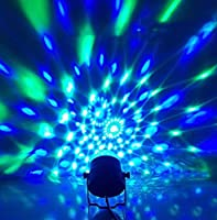 Luces LED pequeñas de balón mágico Ktv flash casa dormitorio ...