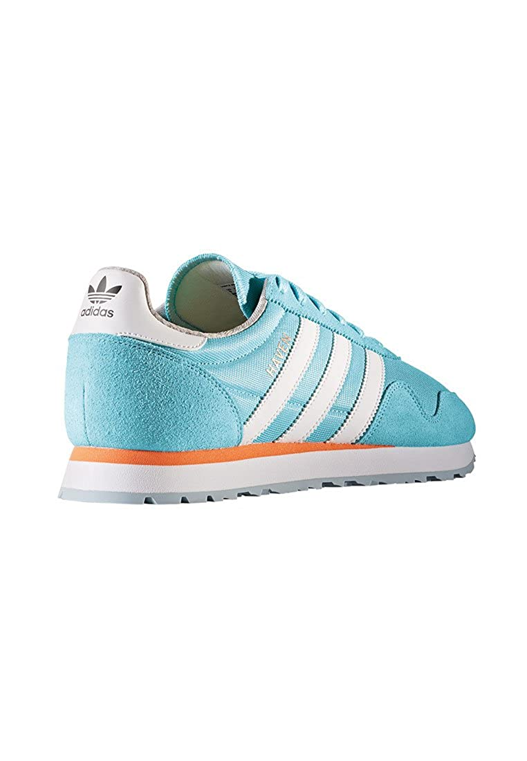 finest selection 980e3 0a44b adidas Originals Haven, clear aqua-footwear white-easy orange   Amazon.co.uk  Shoes   Bags
