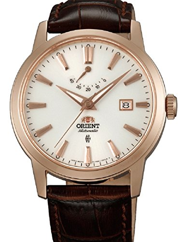 Orient Curator Automatic Watch with Power Reserve and Sapphire Crystal FD0J001W
