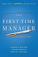 The First-Time Manager, 7th Edition Front Cover