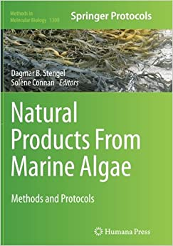 Natural Products From Marine Algae: Methods and Protocols (Methods in Molecular Biology)