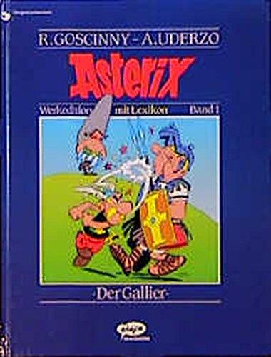 Asterix Werkedition, Bd.1, Asterix der Gallier