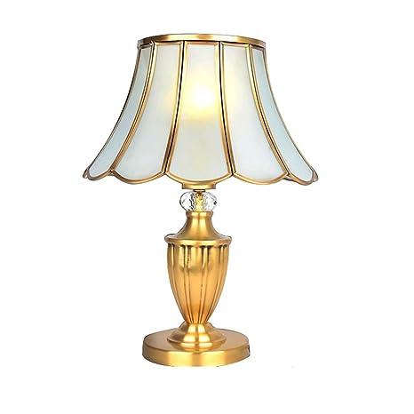 Lámparas de mesa lámparas de Escritorio Cristal Europea ...