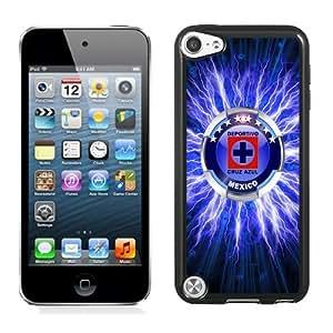 Unique DIY Designed Case For iPod Touch 5 5th With Soccer Club Cdsc Cruz Azul 01 Football Logo Phone Case