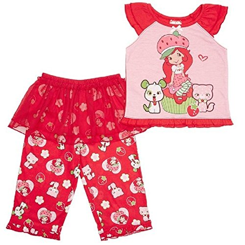 Best strawberry shortcake nightgowns for girls to buy in 2019