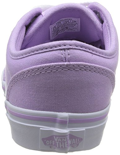Vans Orchid fille mode Z Atwood Bloom Baskets Violet TwrqSpTn