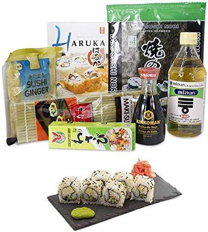 Cocinista Kit para Hacer Sushi Estándar: Amazon.es: Hogar