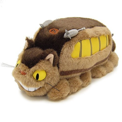 My Neighbor Totoro stuffed Cat Bus M K6429