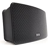 iHome iBT39 Portable Waterproof Stereo Bluetooth Speaker with Passive Subwoofer and Speakerphone