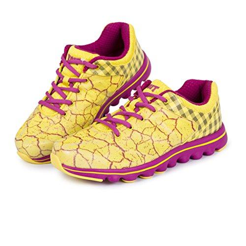 zapatillas de mujer y destellos de zapatilla/wear-resistant antideslizantes zapatos/De las mujeres ligero zapato casual B