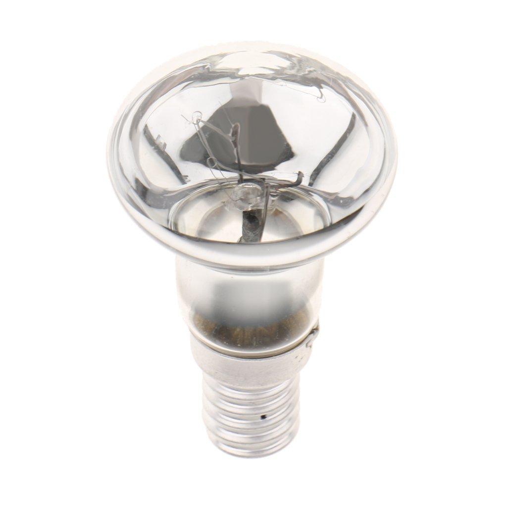 Lot de 5 ampoules r/éfl/échissantes type R39 25 W en tungst/ène avec culot /à vis SES E14 Blanc chaud Classe /énerg/étique A