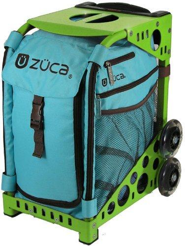 Zuca Bag Calypso (Green Frame) by ZUCA