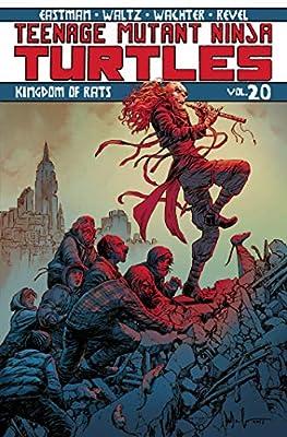 TMNT ONGOING TP VOL 20 KINGDOM OF RATS (Teenage Mutant Ninja Turtles)