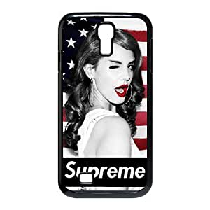 Mystic Zone Custom Lana Del Rey Cover Case for Samsung Galaxy S4 Hard Cover Fits Cases SGS1093
