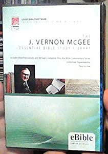 an analysis of j vernon mcgees standpoint on the galations and the bible J vernon mcgee essaysj vernon mcgee has an interesting way of looking at the bible he seems to take a standpoint on galations that is very refreshing i have never heard a biblical scalar.