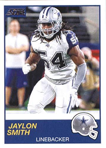 2019 Score #170 Jaylon Smith Cowboys NFL Football Card NM-MT