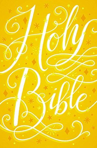 ICB Princess Sparkle Bible, Golden Rose: International Children's Bible