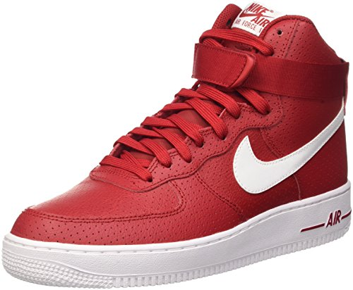nike air force 1 red - 9