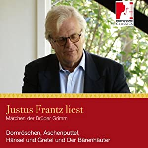 Justus Frantz liest Märchen der Brüder Grimm Hörbuch