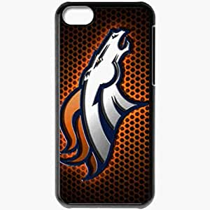 Personalized Case For HTC One M8 Cover Cell phone Skin 1238 denver broncos Black