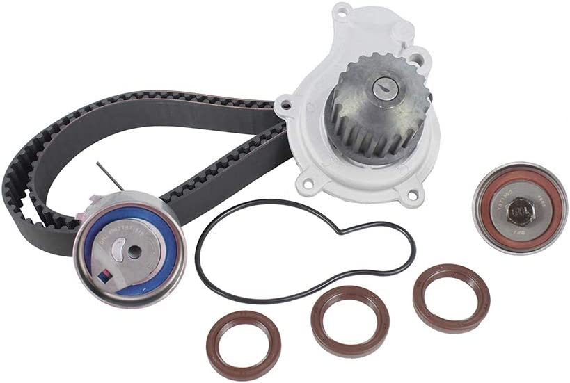 DNJ Engine Components Timing Belt Kit with Water Pump TBK151WP